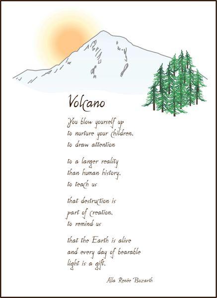 Volcano Soul Card