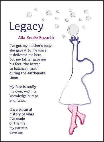 Legacy - Soul Card