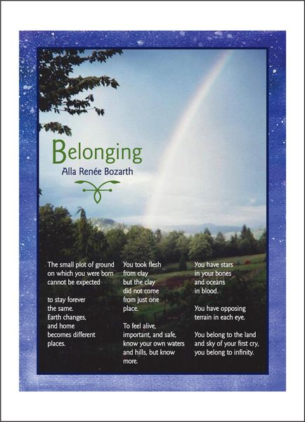 Belonging - Soul Card