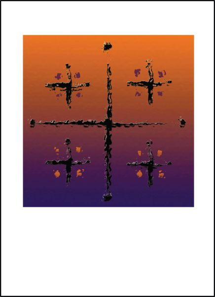 Jerusalem Cross Note Cards