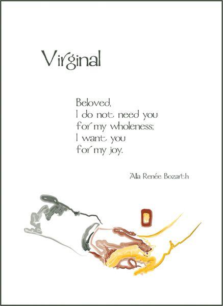 Virginal - Soul Card