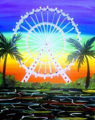 """""""Funky Ferris Wheel"""""""