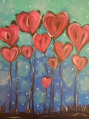 """""""Heart Roses"""""""