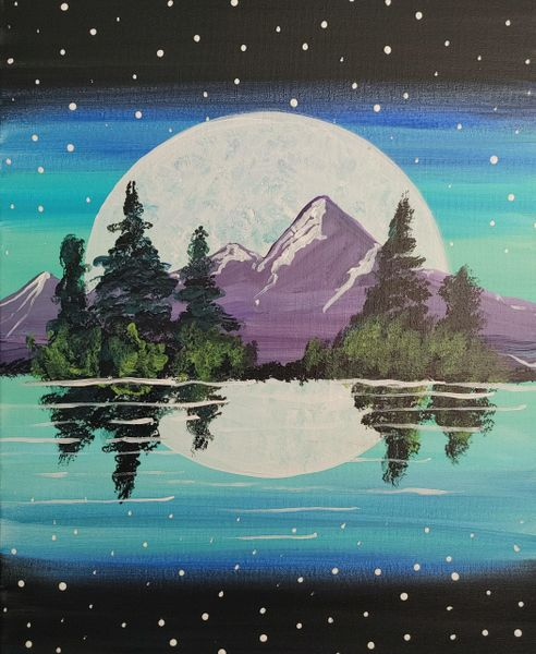 Broken Strings Brewery Paint Party