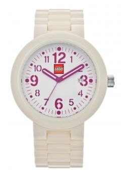 LEGO Sillouette (White/Pink) All New Adult