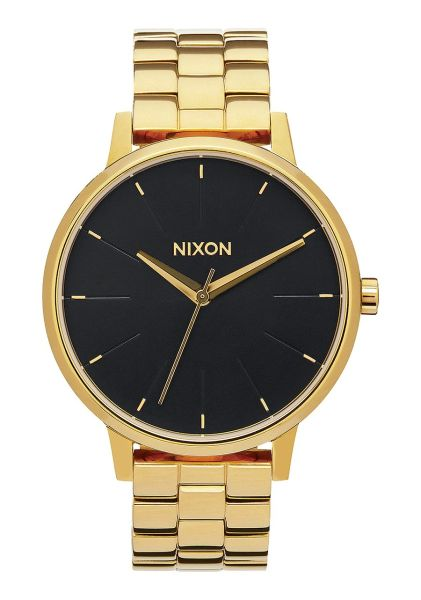 Nixon Kensington 'All Gold / Black Sunray'