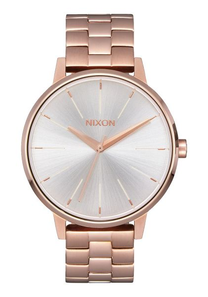 Nixon Kensington 'Rose Gold / White'