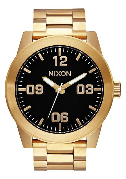 Nixon Corporal SS 'All Gold / Black'