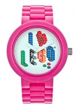 LEGO 'I Love Lego' (Pink)