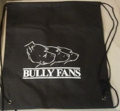 Bully Fans Logo GO Bag
