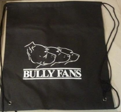 Bully Fans Logo GO Bag