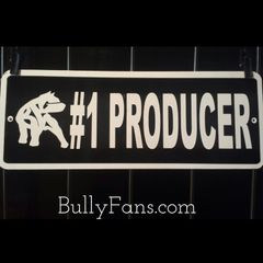 #1 Producer kennel sign !! SALE !!