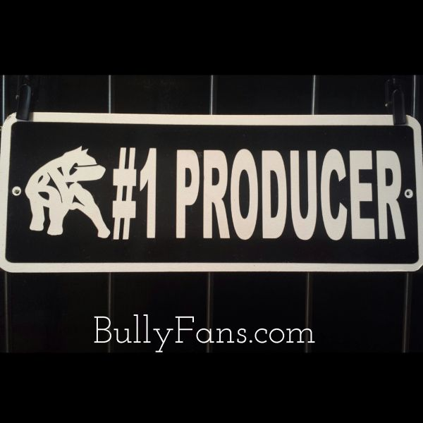 #1 Producer kennel sign !! SALE !!
