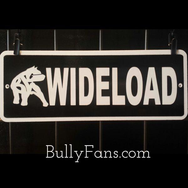 Wideload kennel sign !! SALE !!