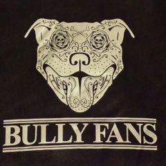 """Bully Fans Bully de Los Muertos """"go"""" bag"""