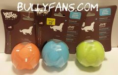 Jive Dog Ball - 3.25 inch