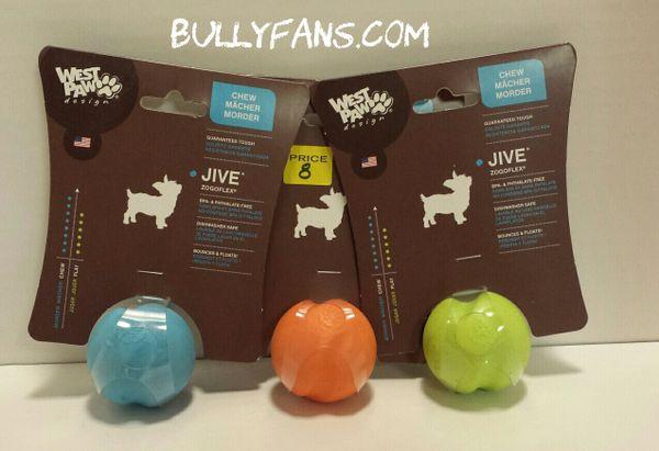 Jive Dog Ball - 2 inch