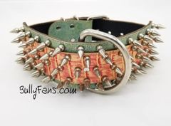 The Ultimate Collar with Spikes