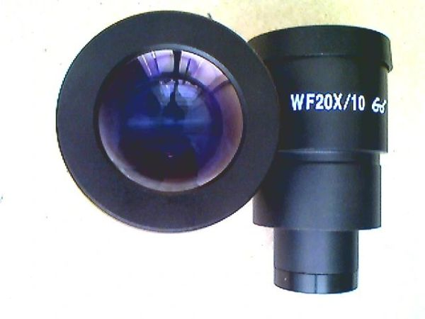 Accessory / Part: SC6EP20 - 20X Widefield Eyepieces - Vision Scope 2 (Pair)