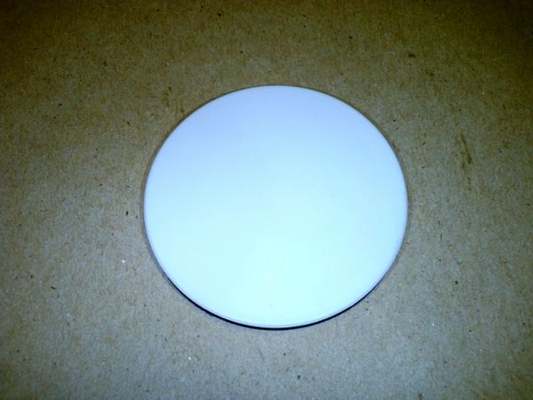 Accessory / Part: SC6SPBW - Stage Plate - Black/White, 60mm for Vision Scope 2