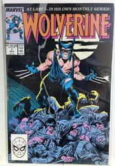 Wolverine #1 1988 Comic (8.5)