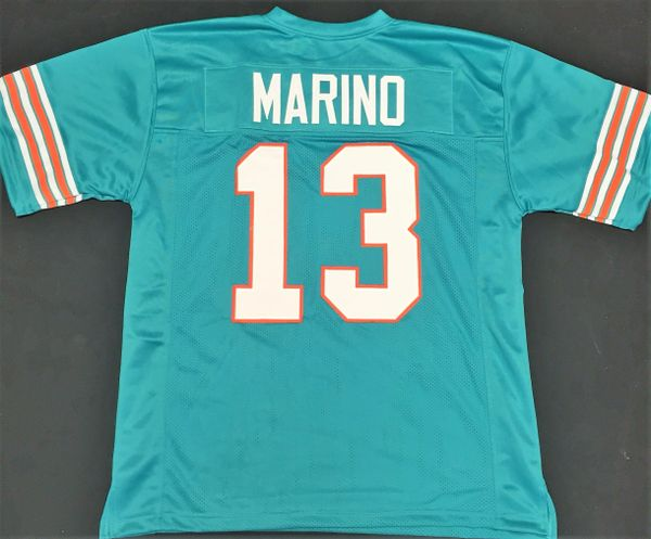 more photos 5206b e4738 Dan Marino Replica Home Miami Dolphin XL Jersey