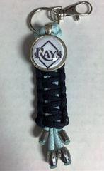 Tampa Bay Rays Handmade Keychain