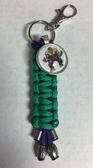 Hulk Handmade Keychain