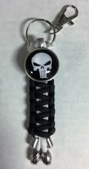 Punisher Handmade Keychain