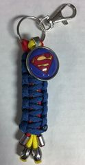 Superman Handmade Keychain