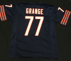 Red Grange Replica HOF Chicago Bears Home XL Jersey