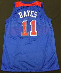Elvin Hayes Bullets Autographed Jersey JSA COA