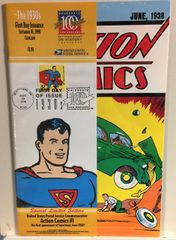 Action Comics #1 US Post Office Edition 1998 Comic (VF/NM)
