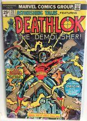 Astonishing Tales ft. Deathlok #25 1974 Comic (G/VG) (1st app of Deathlok)