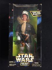 "Han Solo 12"" Star Wars Figurine (Hasbro 1997)"