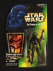 Star Wars Death Star Gunner The Power of the Force Figure (1996)