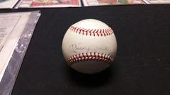1968 NYY Team Signed Baseball, Mickey Mantle Last Year! 21 Signatures! JSA LOA