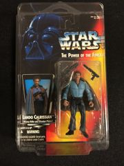 Star Wars Lando Calrissian The Power of the Force (1995)