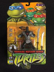 Teenage Mutant Ninja Turtles Foot Soldier Figurine (2002)
