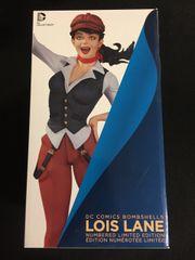 DC Comics Bombshells Lois Lane Limited Edition Porcelain