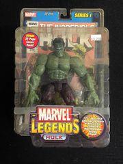 Marvel Legends HULK Series 1 2002 With Comic