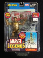 Marvel Legends First Appearance IRON MAN Mojo Series 2006 With Comic