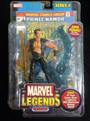 Marvel Legends NAMOR Series 2 2002 With Comic