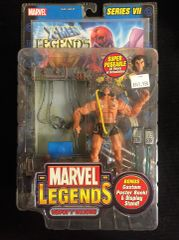 Marvel Legends WEAPON X WOLVERINE Series 7 2004 With Poster Box