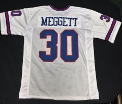 Dave Megget Replica Home New York Giants XL Jersey