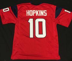 DeAndre Hopkins Replica Home Houston Texans XL Jersey