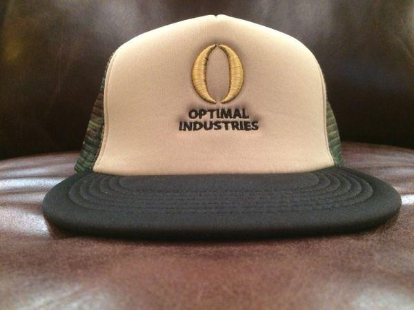 Military Camo Hat