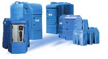 CrossChem AdBlue Chemicals Tanks
