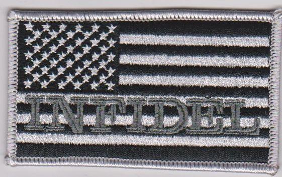 American Flag/Infidel