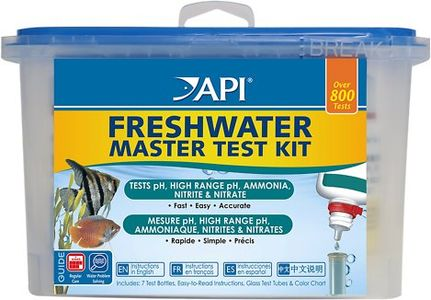 API Freshwater Aquarium Master Test Kit